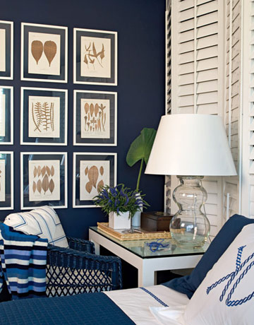 cottage living blue