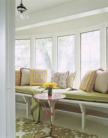 cottage living sun porch